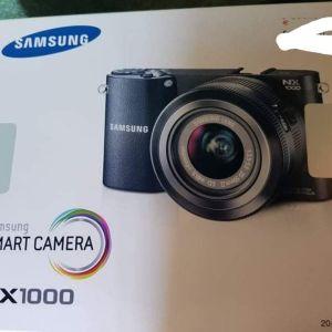 ΦΩΤΟΓΡΑΦΙΚΗ ΜΗΧΑΝΗ SAMSUNG NX 1000 SMART CAMERA