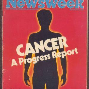 Περιοδικό ''Newsweek'' (2 Noe.1981)