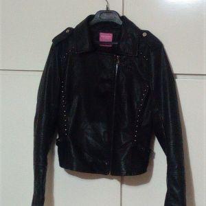 Kαινούριο δερμάτινο jacket