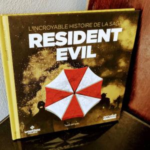 Resident evil hardcover