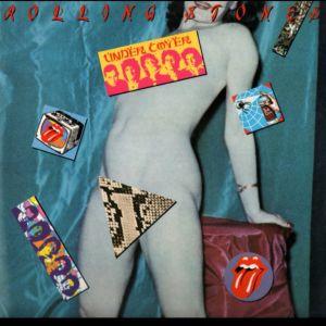 (LP) Rolling Stones - under Cover