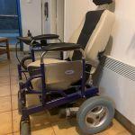 Καροτσάκι αναπηρικό ηλεκτρικό