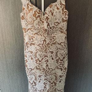 lace φόρεμα large