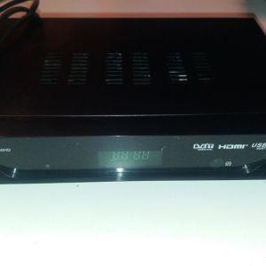 Αποκωδικοποιητής IQ-Smart DVB-T750 MPEG4 ΚΩΔ.54