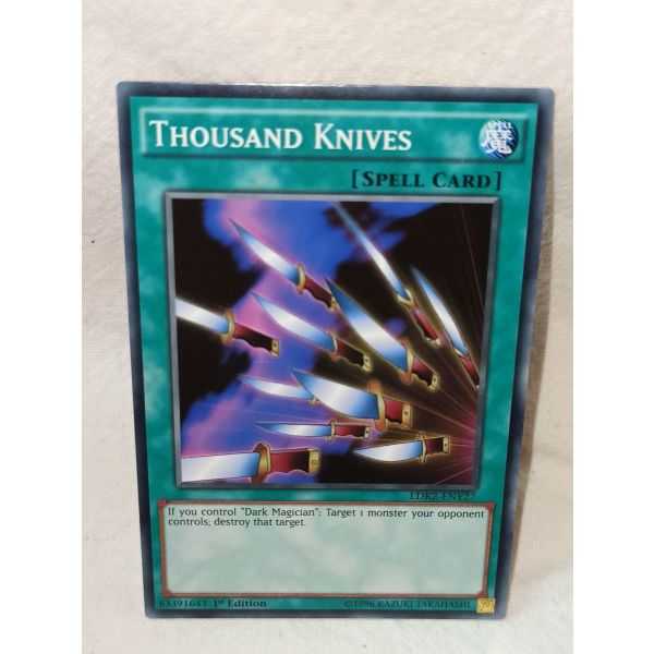 THOUSAND KNIVES - YuGiOh