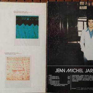 Δίσκοι Jean Michel Jarre