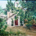Νίκος Νικολάου (1909-1936), Άγιος Νικόλαος Ρηγίλλης (περ. 1935)
