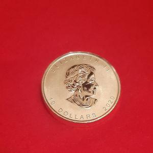 2oz Ασημένιο νόμισμα Καναδά