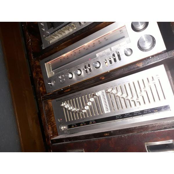 Vintage stereofoniko Technics, thessaloniki