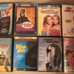 πωλούνται DVD ταινίες - η τιμή είναι για όλες