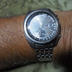 vintage Seiko 6139 -6012