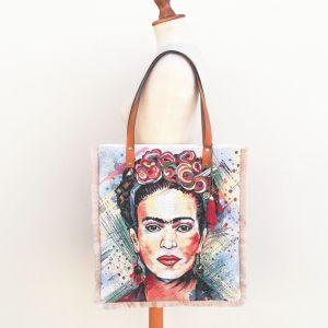 Τσαντα ωμου Frida Kahlo
