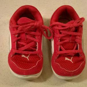 Βρεφικά παπούτσια Puma