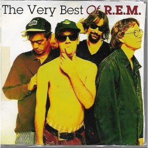 CD / THE VERY BEST OF  REM
