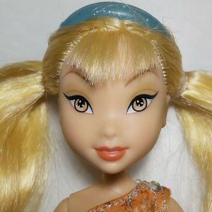 Winx Club Charmix Stella Doll 2005 Κούκλα