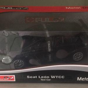Seat Leon WTCC Test Car (1/18 Guiloy)