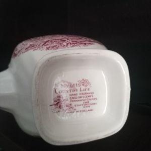 Αυθεντική Vintage Πορσελάνινη τσαγιέρα.Myotts,country life.