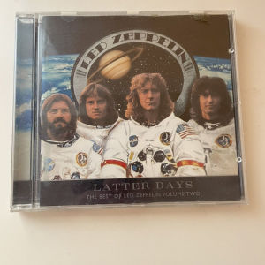 Led Zepellin - Latter Days [CD Album]