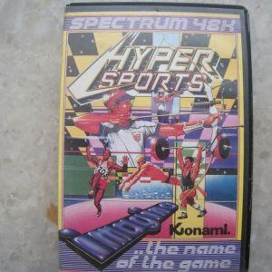 HYPER SPORTS -SPECTRUM 48K KONAMI 1984