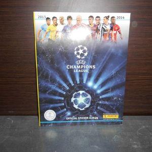 ΑΛΜΠΟΥΜ ΜΕ ΑΥΤΟΚΟΛΛΗΤΑ ΑΠΟ ΤΗΝ PANINI UEFA CHAMPIONS LEAGUE 2013