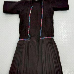 Παραδοσιακό μάλλινο φόρεμα
