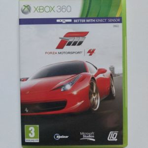 Forza Motorsport 4 (ΔΕΙΤΕ ΠΕΡΙΓΡΑΦΗ)