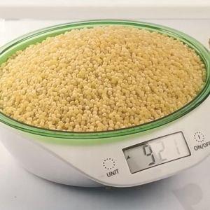 Ζυγαριά κουζίνας με κάδο – A012