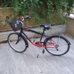ΠΟΔΗΛΑΤΟ , RED RIDER πόλης, μαύρο, 12 ταχυτήτων, 12 κιλά, άριστη κατάσταση,