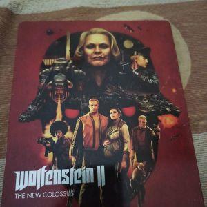 Wolfenstein the new Colossus steelbook