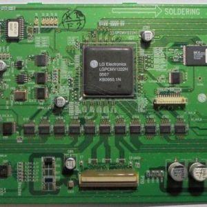 LG logic board 6871QCH034A για ανταλλακτικά