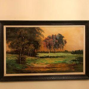 Πίνακας Ζωγραφική Αντίκα