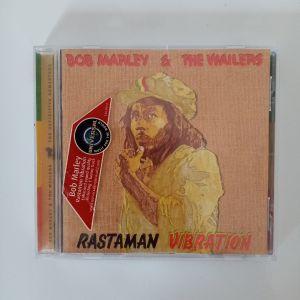 Bob Marley & The Wailers - Rastaman Vibration (CD Album)