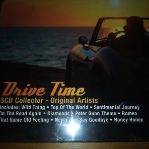 CD DRIVE TIME