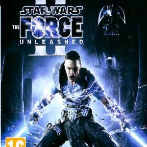 STAR WARS THE FORCE UNLEASHED II - PS3