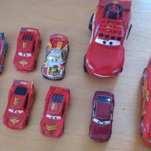 Αυτοκίνητα McQueen