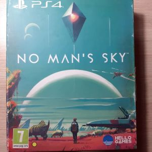 NO MANS SKY LIMITED EDITION PS4