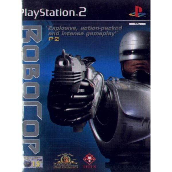 ROBOCOP - PS2