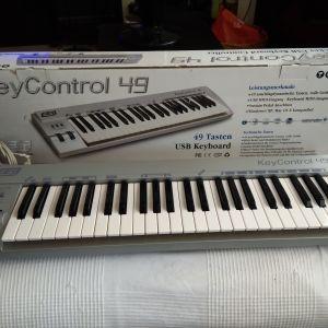 ESI MIDI Keyboard 'KeyControl 49'