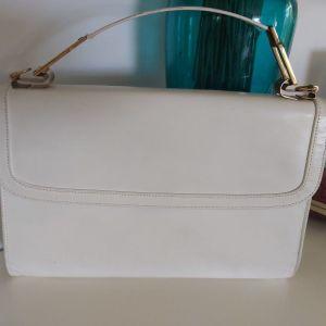 Γυναικεία τσάντα δέρμα vintage