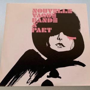 Nouvelle Vague - Bande a part cd album