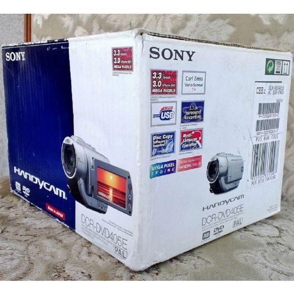 SONY DCR-DVD 405e Made in Japan