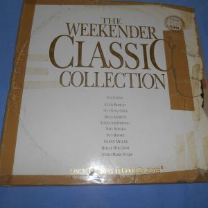 THE WEEKENDER CLASSIC COLLECTION 2LPs