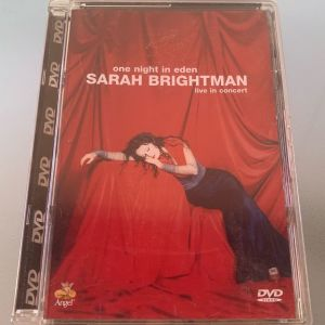 Sarah Brightman - One night in Eden live in concert dvd