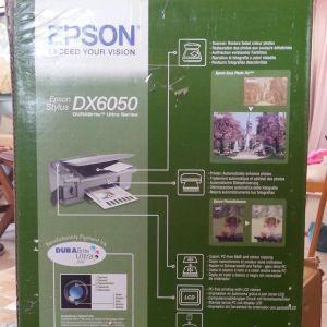 EPSON STYLUS PHOTO DX-650
