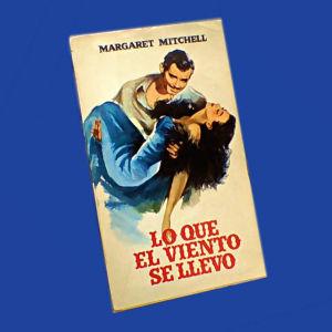 Αγγελιες Οσα Παιρνει Ο Ανεμος ισπανικο βιβλιο - αντικα 1961 κλασσικο μυθιστορημα Μαργκαρετ Μιτσελ Αμερικανικος κινηματογραφος 32 φωτογραφιες απο την ταινια Ισπανια
