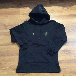 Φούτερ  μαύρο Vinyl art clothing , νούμερο small