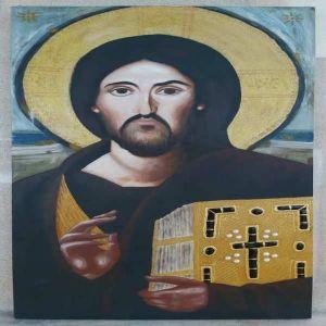 Χριστός Παντοκρατωρ -Φαγιουμ