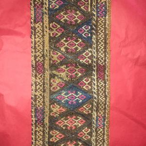 Μπορντουρα παραδοσιακής στολης