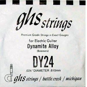 Χορδή Ηλεκτρικής Κιθάρας GHS DY24