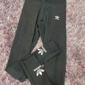 Κολάν Adidas μαύρο